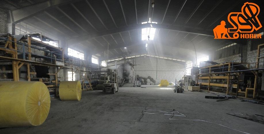 لیست کارخانجات ایزوگام مشهد