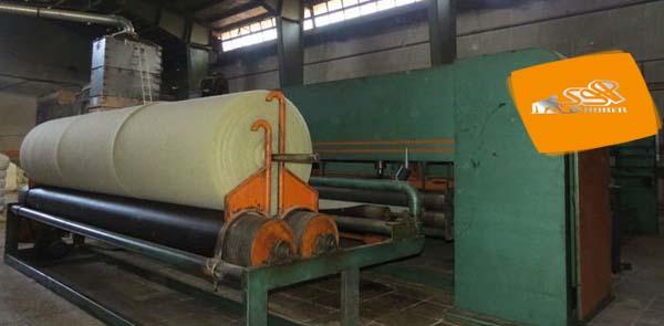 کارخانه تولید ایزوگام پلیمری