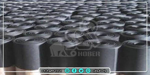 ایزوگام 4 میل تولید شده با بهترین مواد اولیه مانند قیر
