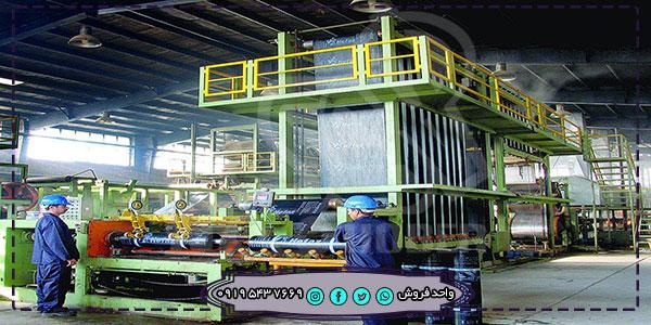 کارخانه تولیدی ایزوگام درجه یک دلیجان