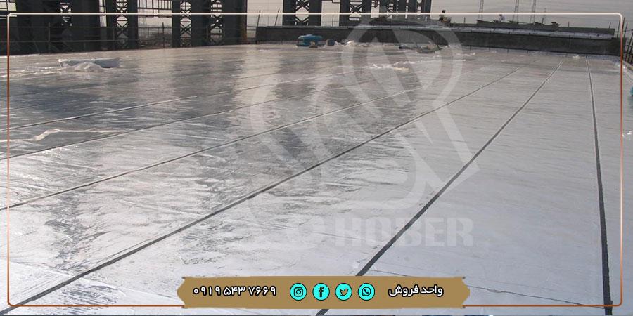 فروش ایزوگام ضد آب پلیمری سهند تبریز